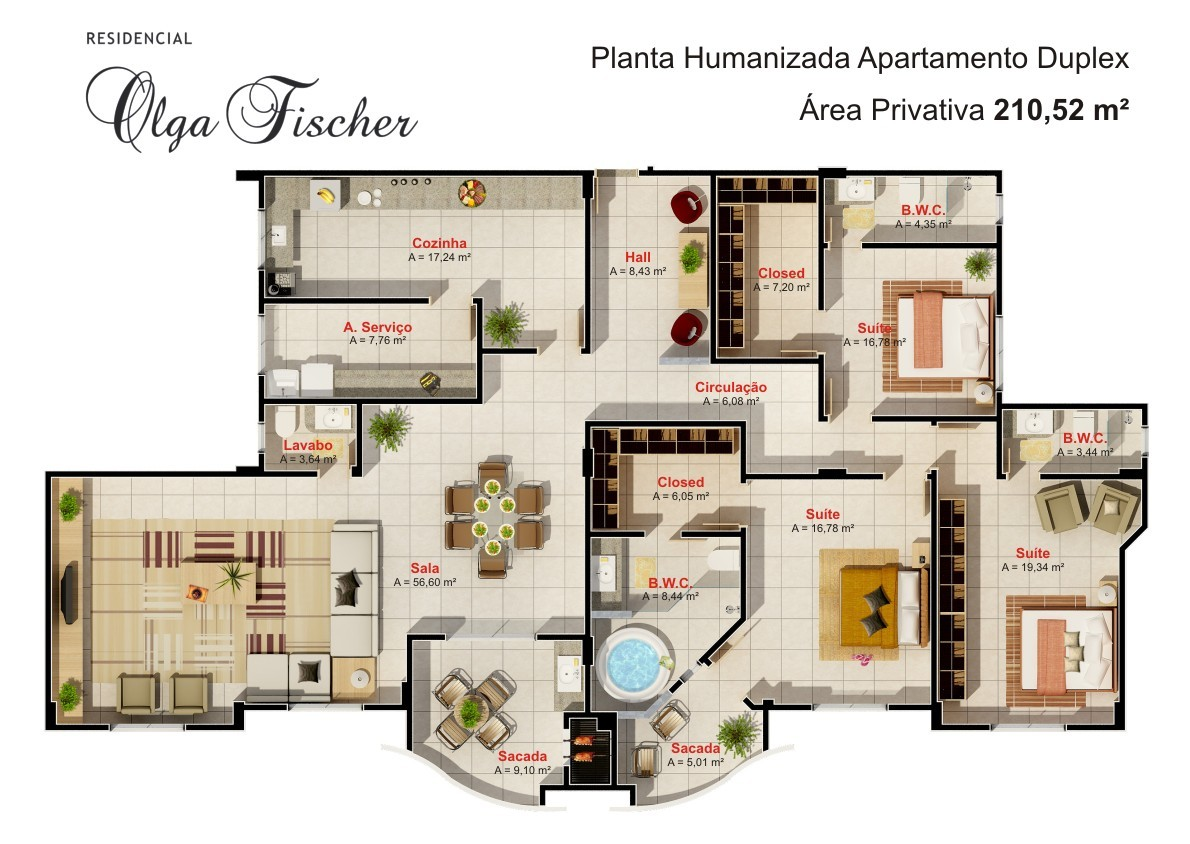 Residencial Olga Fischer